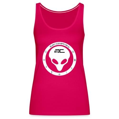 Alien Conspiracy - Camiseta de tirantes premium mujer