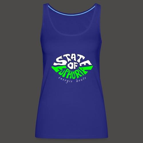 SOE logo - Women's Premium Tank Top