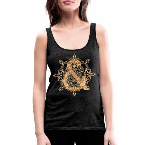 Escudo natural & ... - Camiseta de tirantes premium mujer