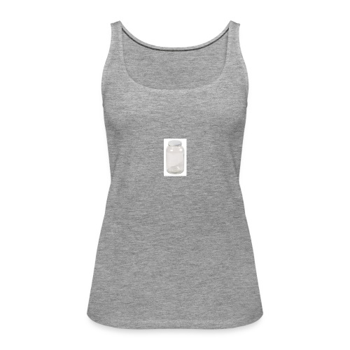 PLEASE FILL UP MY EMPTY JAR - Women's Premium Tank Top