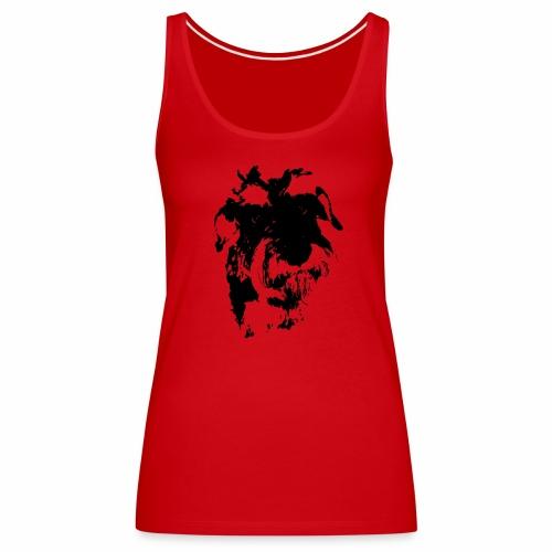 MACHIN <3 - Camiseta de tirantes premium mujer