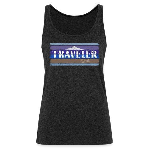 Jack McBannon - Traveler II - Frauen Premium Tank Top