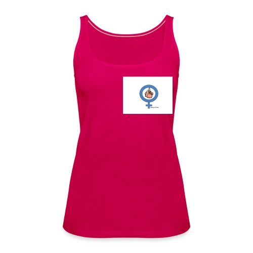 Sympbol Christine Theiss - Frauen Premium Tank Top