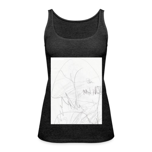 Monster - Frauen Premium Tank Top