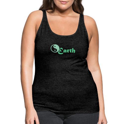 Earth - Frauen Premium Tank Top