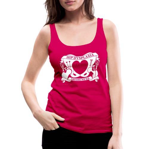 Hip Dysplasia Awareness - Women's Premium Tank Top