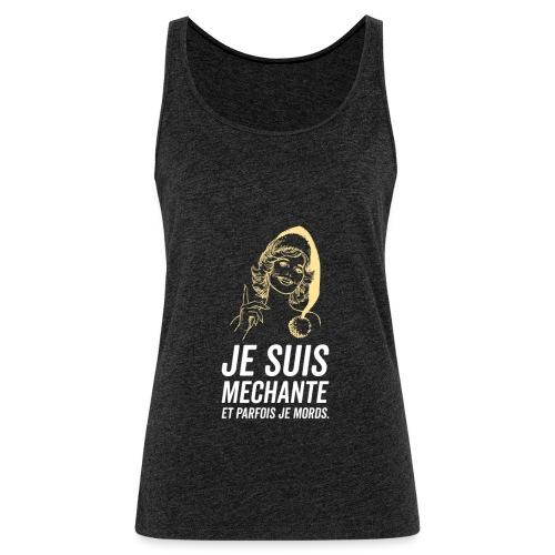 Tshirt Femme - Débardeur Premium Femme