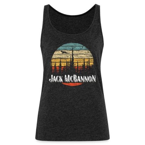 Jack McBannon - Forest Sundown - Frauen Premium Tank Top