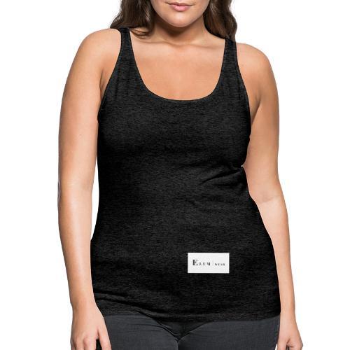 Elum wear - Premium singlet for kvinner