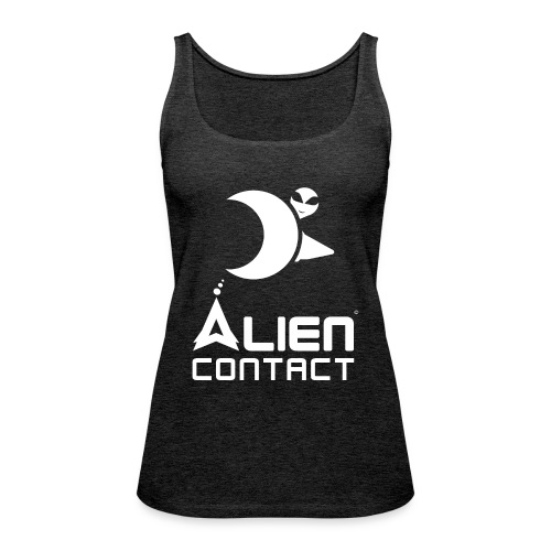 Alien Contact - Canotta premium da donna