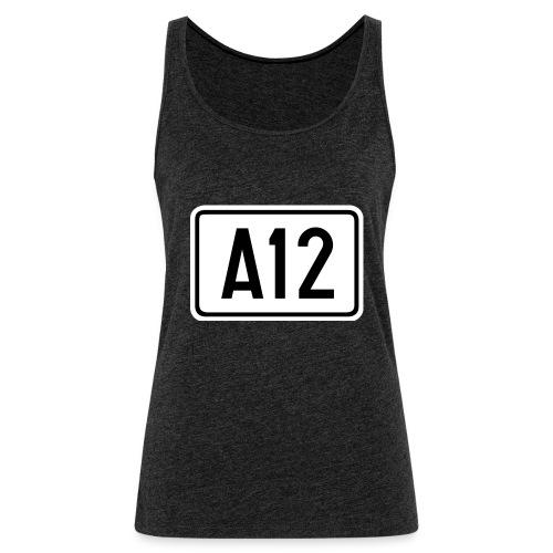 A12 - Vrouwen Premium tank top