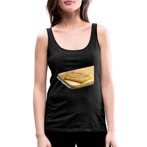 Pindaplankje Shirt - Vrouwen Premium tank top