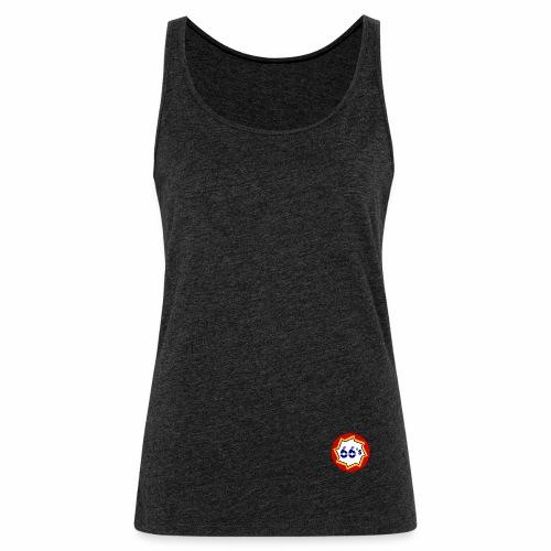 Solo Logo - Camiseta de tirantes premium mujer