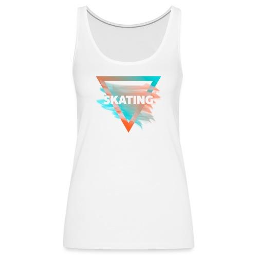 Skating Diffus - Frauen Premium Tank Top
