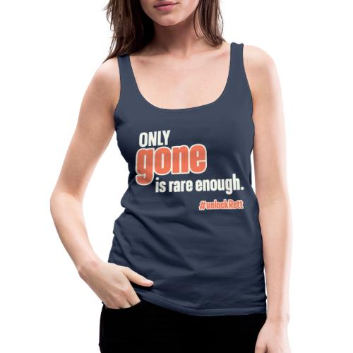 Gone - Women's Premium Tank Top