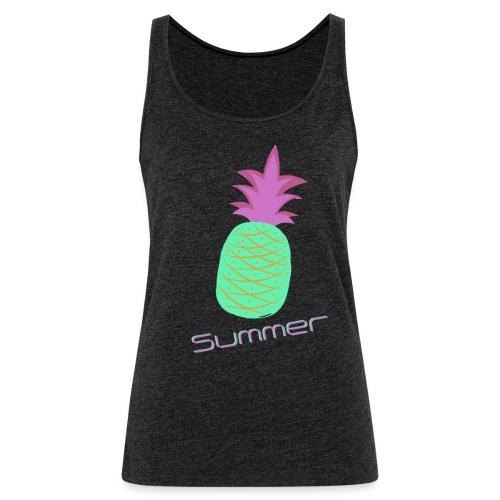 Summer - Camiseta de tirantes premium mujer