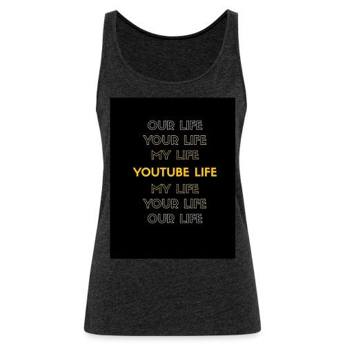 Youtube live - Frauen Premium Tank Top