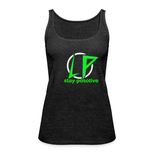streamlabs logo 4 - Women's Premium Tank Top
