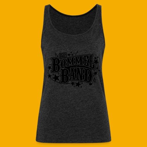 bb logo - Vrouwen Premium tank top