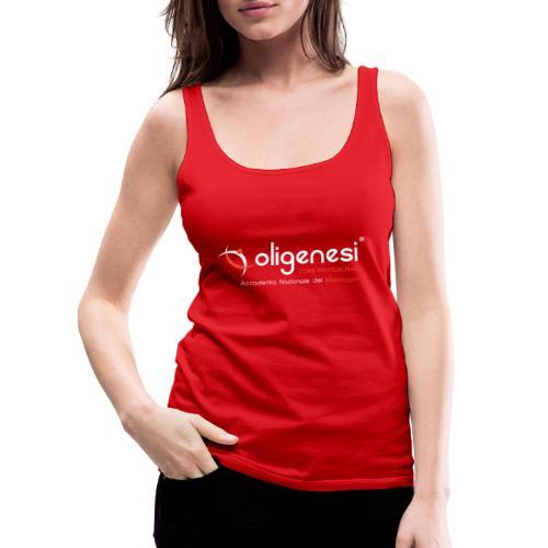 Oligenesi: Corsi di Massaggio - Canotta premium da donna