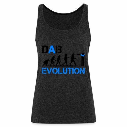 DAB EVOLUTION / Homo Dabens - Canotta premium da donna