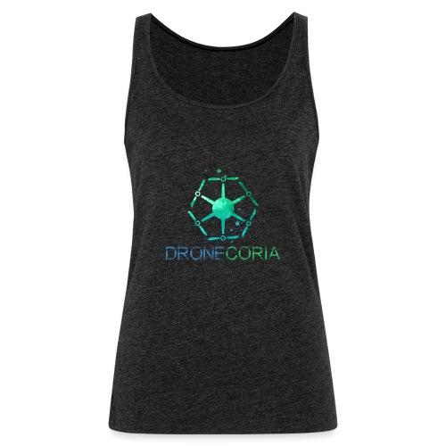 Dronecoria - Camiseta de tirantes premium mujer