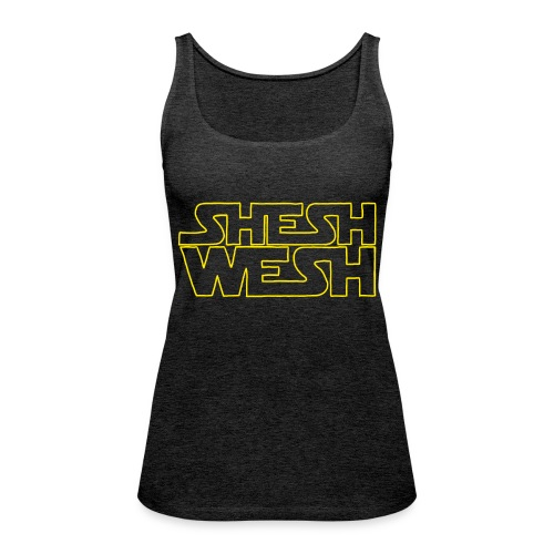 Just John Comics - Shesh Wesh - Women's Premium Tank Top
