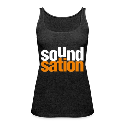 Chor Soundsation - Frauen Premium Tank Top