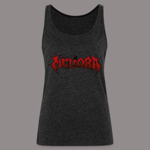 logo meliora - Camiseta de tirantes premium mujer