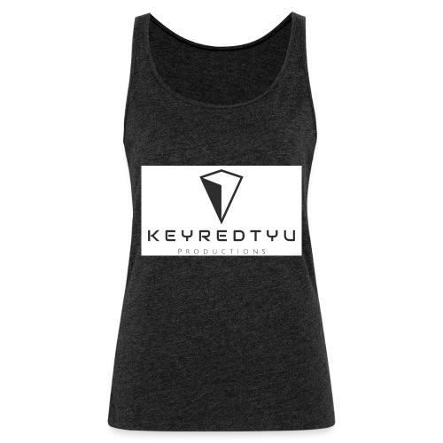 Keyredtyu Productions - Premiumtanktopp dam