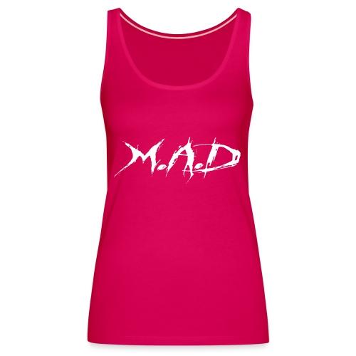 M.A.D - Vrouwen Premium tank top