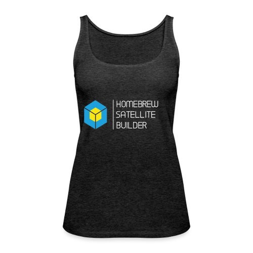 Homebrew Satellite Builder - Women's Premium Tank Top