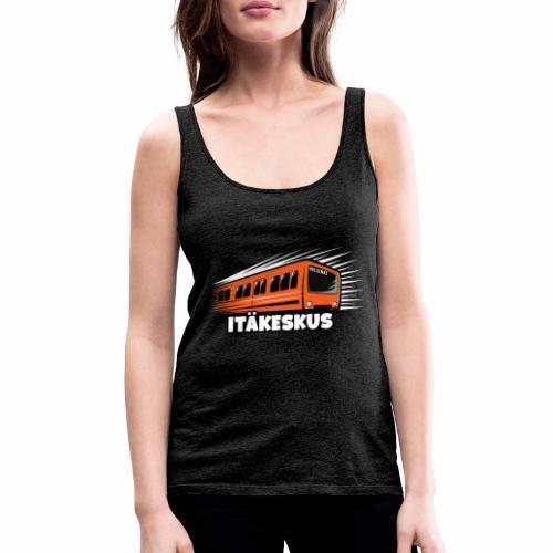 METRO ITÄKESKUS, T-Shirts +150 Products Webshop - Naisten premium hihaton toppi
