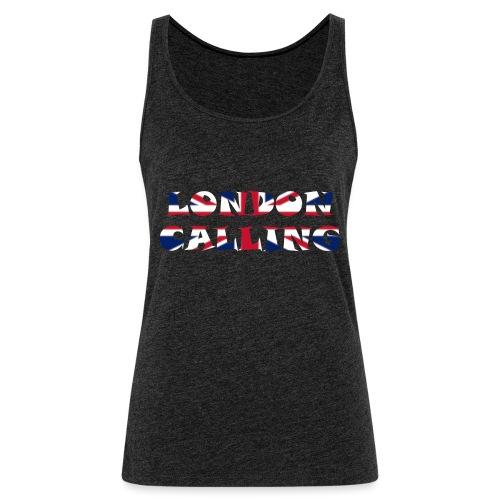 London 21.1 - Frauen Premium Tank Top