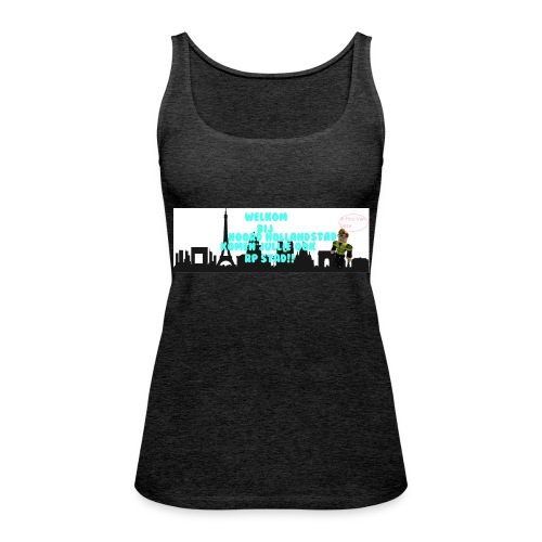 Noord Holland city - Vrouwen Premium tank top
