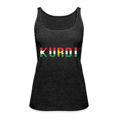 KURDI LOGO - Frauen Premium Tank Top