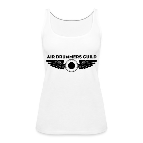 ADG Drum'n'Wings Emblem - Women's Premium Tank Top