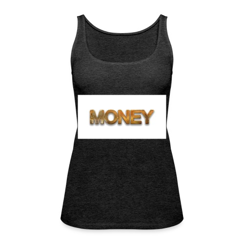 money - Frauen Premium Tank Top