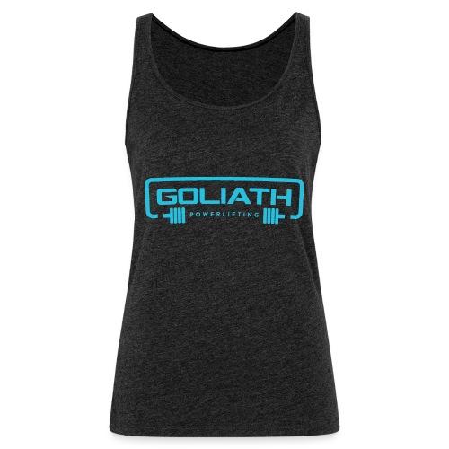 Goliath Powerlifting - Frauen Premium Tank Top