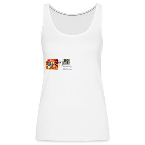 uiioo - Women's Premium Tank Top