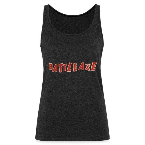 battle axe - Women's Premium Tank Top