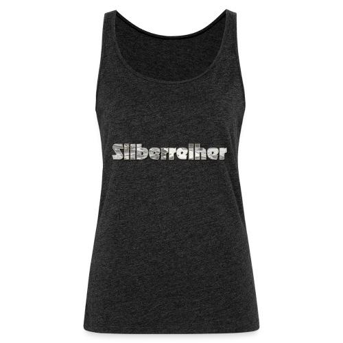 Silberreiher - Frauen Premium Tank Top