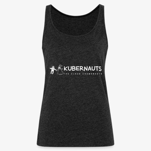 Kubernauts . The Cloud Cosmonauts - Women's Premium Tank Top