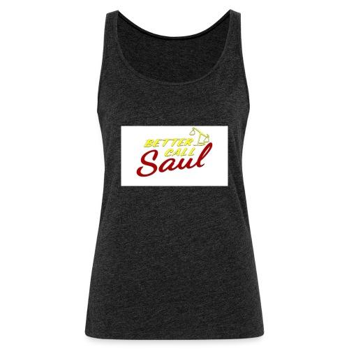 Better Call Saul shirt - Women's Premium Tank Top