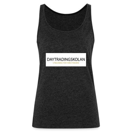 dtslogo e1570348744372 1 - Premiumtanktopp dam