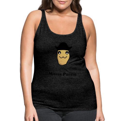 Mister Potato - Frauen Premium Tank Top