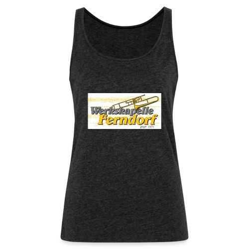 Logo WK Ferndorf - Frauen Premium Tank Top