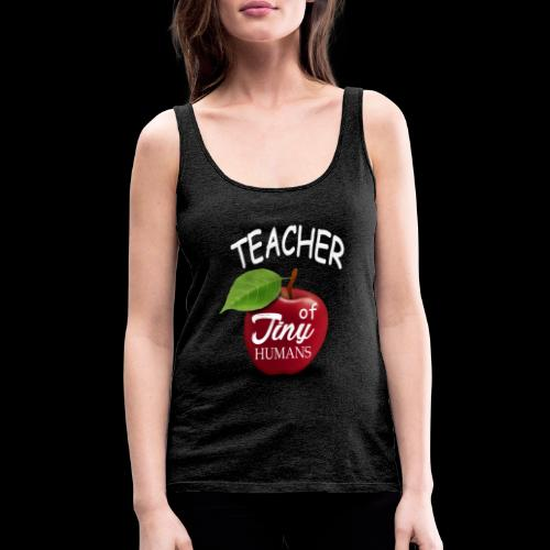 Lehrer kleine Menschen - Frauen Premium Tank Top