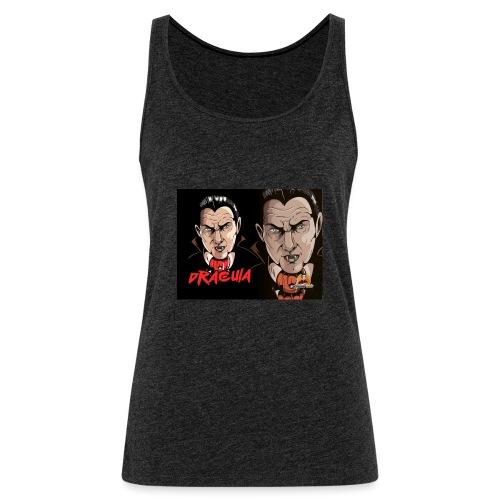 Dracula - Camiseta de tirantes premium mujer