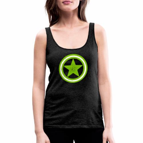 Vegan Vegetarier Lifestyle Shirt T-Shirt Geschenk - Frauen Premium Tank Top